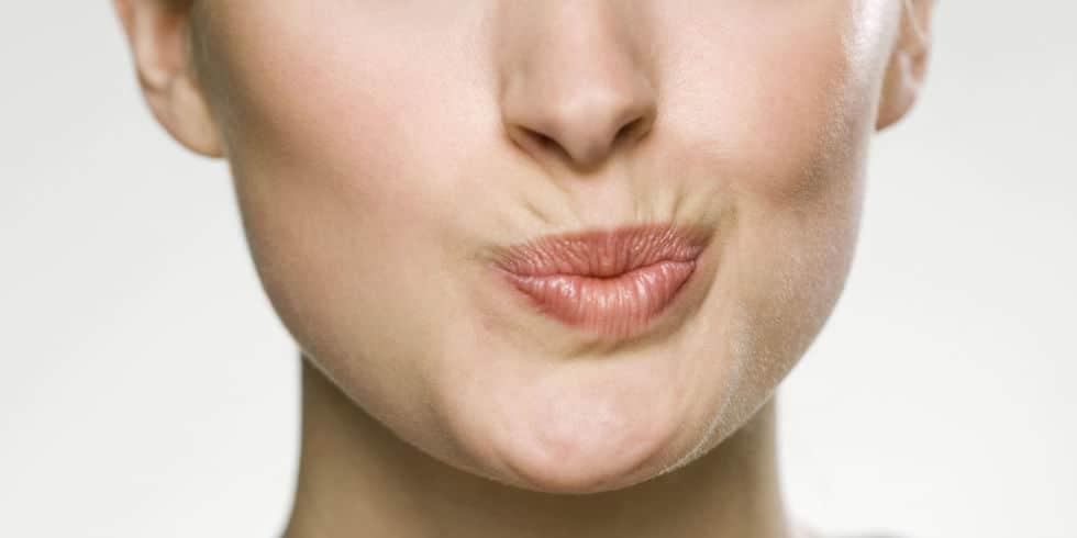 wrinkled-lips