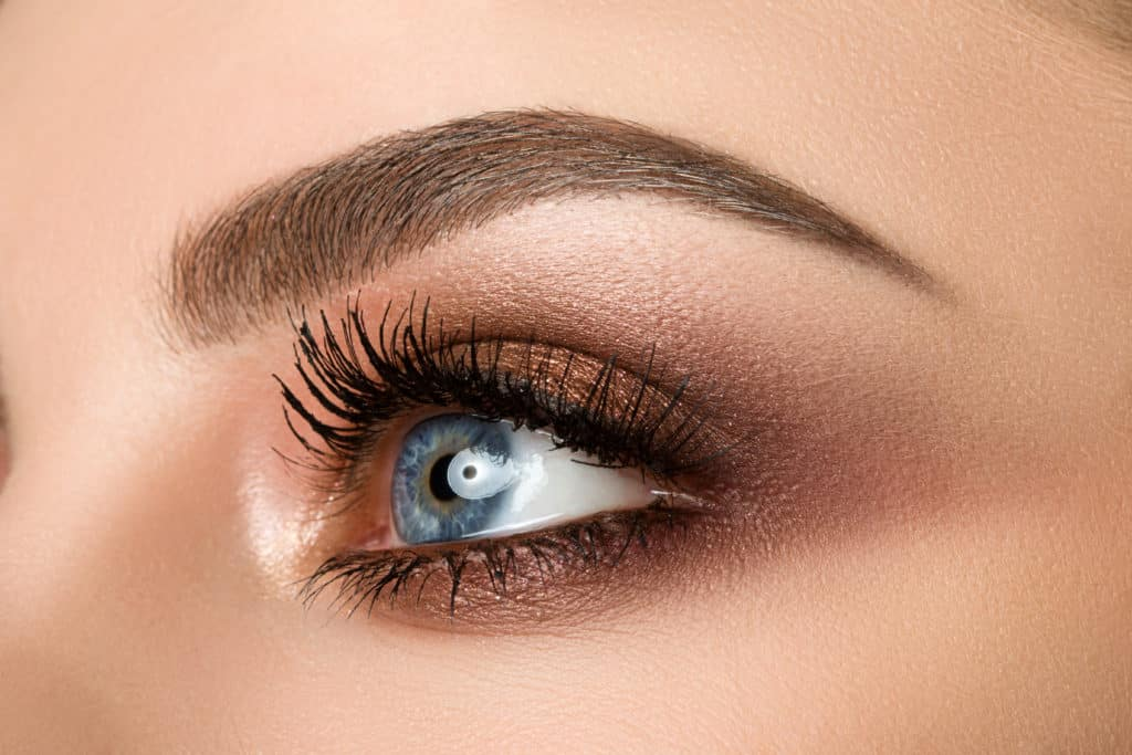 eyelash and eyebrow tinting santa barbara