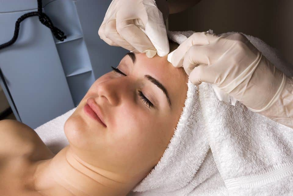 facial extractions santa barbara