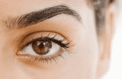 EYELASH AND BROW TINTING SANTA BARBARA